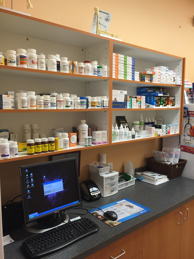 The in clinic pharmacy